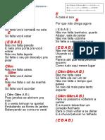 1 Cifras Mpb PDF