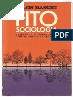 BRAUN-BLANQUET (1964) Fitosociologia_baja