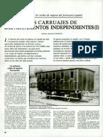 Carruajes Del Ferrocarril Español