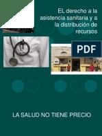 EL Derecho a La Asistencia Sanitaria 2011
