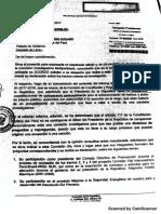 """Comisión """"Lava Jato"""" conmina a PPK sobre caso Odebrecht"""