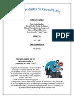 Proyecto - Las Necesidades de Capacitacion