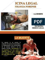 Diapo Medicina Legal