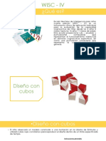 WISC - IV- Formato de Aplicación