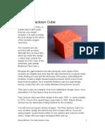 Paul Jacksons Cube