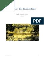 Aula 1 - Biodiversidade