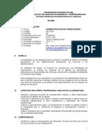 Silabo Adm Operac i 2017 - II