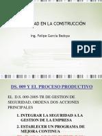 """Iic- Seguridad en La Construcciã""""n Cap"""