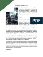 Industrias Fortaleza SAC