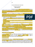 Documento de referencia Teoría Conductista