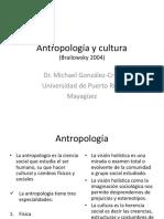 Antropologia y Cultura