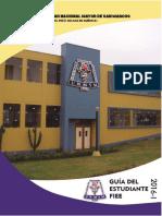 Guia Del Estudiante-2016
