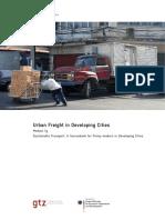 Urban Freight Module