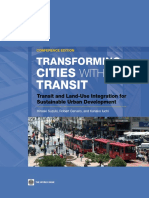 Transforming Cities--COMPLETE Conf. Ed Edited