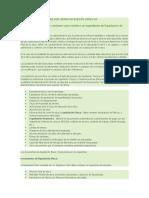 Liquidación de Obras Por Administración Directa