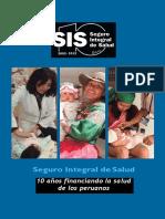 BrochureSIS_10aniosfinansaludperuanos