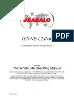 Ubabalo Tennis - English