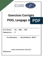 Polycopie Krit Tds Tps Java 2016