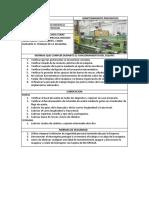 Fichas de Mantenimiento Preventivo y Correctivo