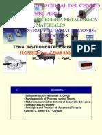 Primera Clase - Instrumentacion (2)