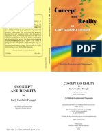Concept and Reality