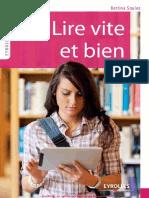 Lire Vite Et Bien - Bettina Soulez