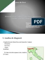 Elemente de Dezvoltare Si Amenejare Turistica in Statiunea Monte Rosa Italia