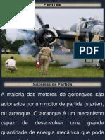 Partida - Mecânico de Aeronaves