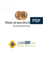 Bitcoin-Um novo ativo financeiro