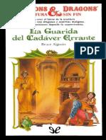 Algozin Bruce - Dungeons And Dragons Aventura Sin Fin 11 - La Guarida Del Cadaver Errante.pdf