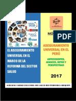 El Aseguramiento Universal en El Marco de La Reforma de Salud_modulo II