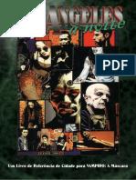 Vampiro a Máscara - Los Angeles à Noite - Biblioteca Élfica.pdf