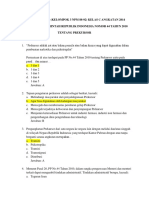 Kumpulan Soal Kelompok 3 (Npm 88-92)