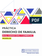 Practica derecho de Familia en el nuevo codigo - Manuel Ferro con seleccion de texto.pdf