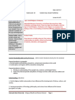 cep lesson plan template- christianity