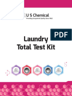 L000235 Laundry Total Test Kit