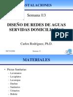 Semana 13 - Diseño AASS Domiciliar