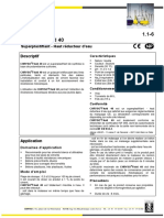 a1. Ft Chrysofluid 40 Fr La Farge