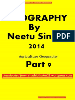 09. Agriculture Geography.pdf