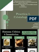 PRACTICA 1 Cristalografia