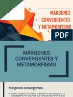 Márgenes Covergentes y Arcos Volcánicos