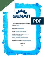 Seguridad e Higiene industrial Unidad 4 SENATI