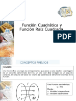 CLASE FUNCIÓN CUADRATICA 3°MEDIOS