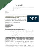 Evaluación Parcial de ECA N2