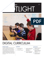 Spotlight Digital Curriculum 2017 Sponsored