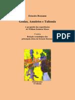 Gemas, Amuletos e Talismas (Ernesto Bozzano)