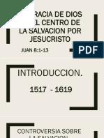 LA GRACIA DE DIOS EN EL CENTRO DE la salvacion.pptx