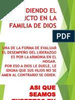 ATENDIENDO EL CONFLICTO EN LA FAMILIA DE DIOS.pptx