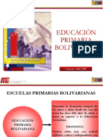 Educ Prim Bolivariana