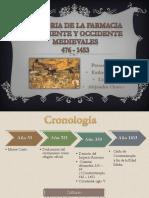 Historia de La Farmacia - Oriente y Occidente Medievales 2 (1)